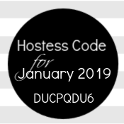 January 2019 Hostess Code Mary Anne Grimmer